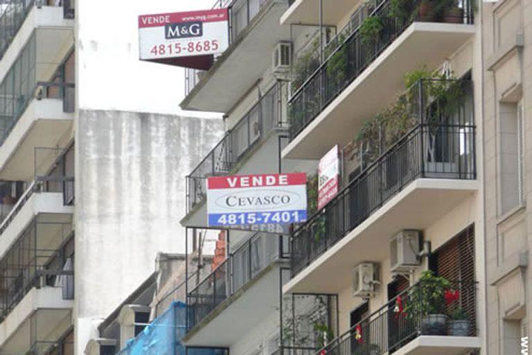 La venta de inmuebles en la Ciudad aumentó 41,1% en junio