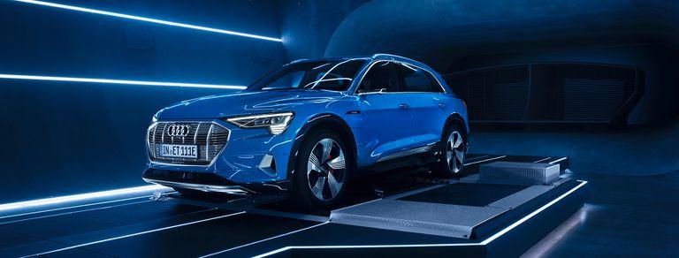 Audi e-tron: conocé el primer auto 100% eléctrico de Audi