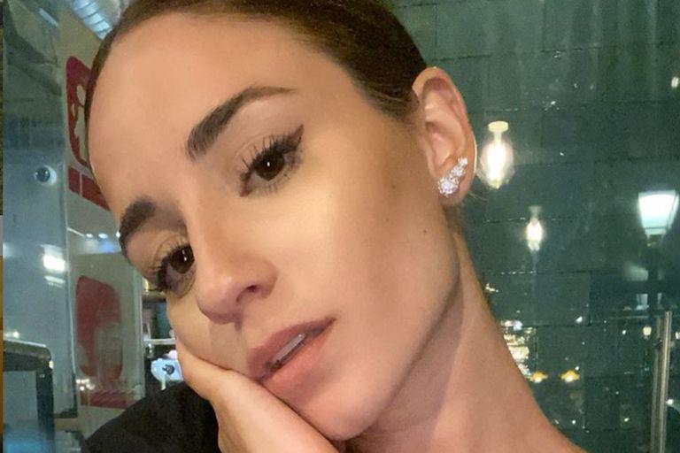 La angustia de Micaela Álvarez Cuesta, la ex del novio de Nicole Neumann
