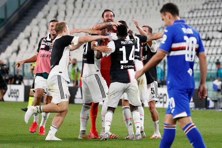 Juventus, campeón de Italia: otra conquista para Dybala, Higuaín y Cristiano