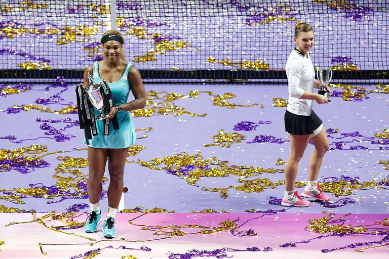 La maestra N°1: Serena Williams se consagró tricampeona del Masters de mujeres