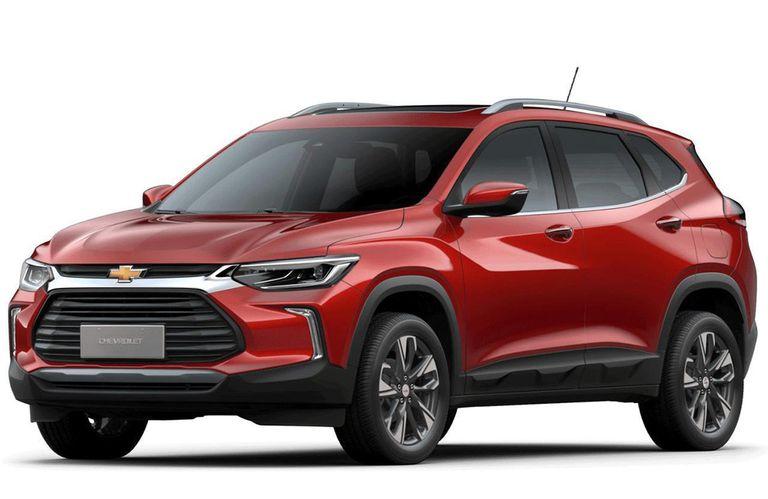 Chevrolet Tracker, renovado. Con una nueva mecánica y el confort de siempre, es el modelo con mayor conectividad del segmento al ofrecer wifi incorporado