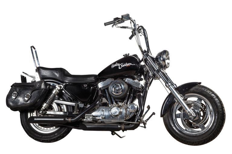 Harley Davidson Sportster 1200: la moto en la que sufrió su accidente fatal en 2005