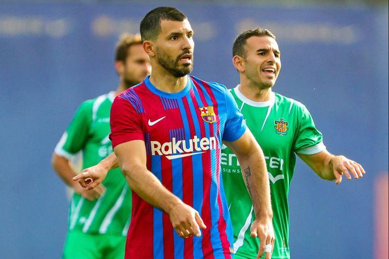 El posible debut de Agüero en Barcelona, River-San Lorenzo y más fútbol argentino y las finales de Indian Wells