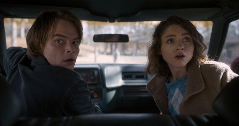 Jonathan y Nancy en busca de justicia para Barb
