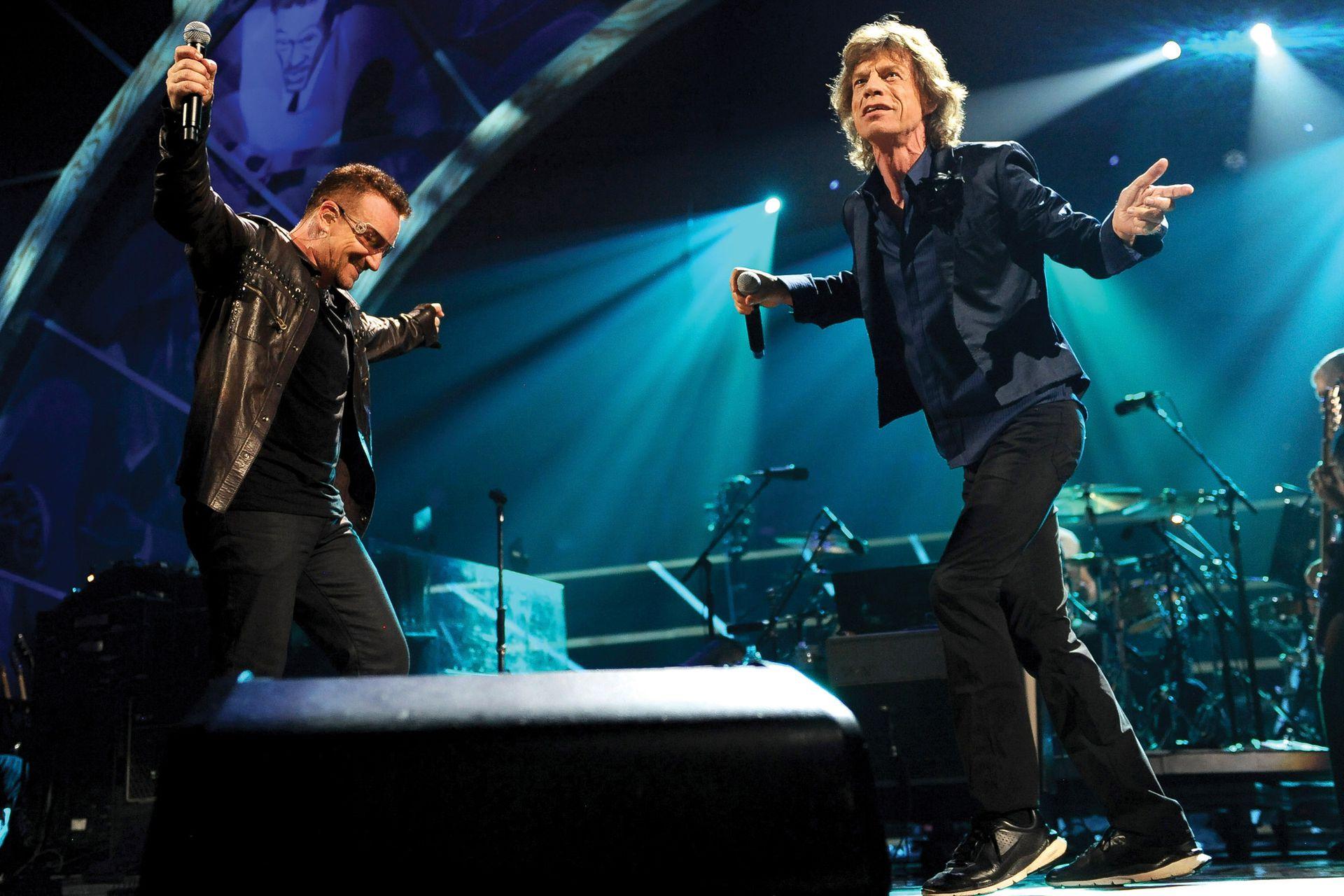 Rock and Roll Hall of Fame/Concierto 25° aniversario/octubre 29-30, 2009: Con U2, Bruce Springsteen, Aretha Franklin y más, los shows en el Madison Square Garden de Nueva York fueron un sueño para los fans del rock, con todos los artistas ofreciendo sets ardientes e inolvidables