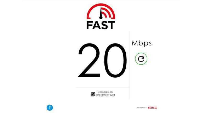 Fast.com no requiere la descarga de ninguna aplicación adicional, y funciona tanto en computadoras personales como en smartphones y tabletas