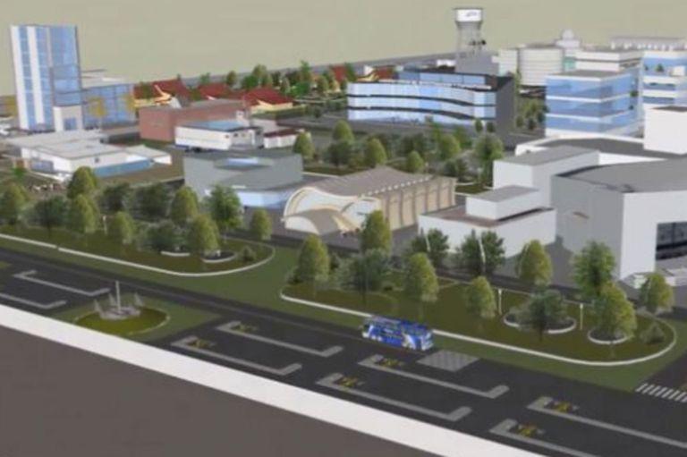 El complejo nuclear boliviano tendrá varias instalaciones.