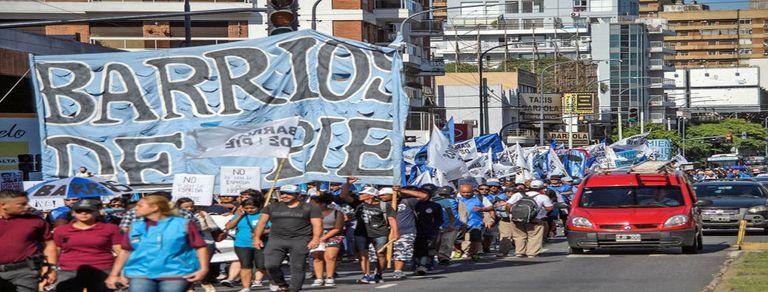 Se afianza la protesta piquetera: hay más de 5000 por año