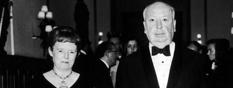 Alfred Hitchcock y Alma Reville: una sociedad que sobrevivió a las obsesiones