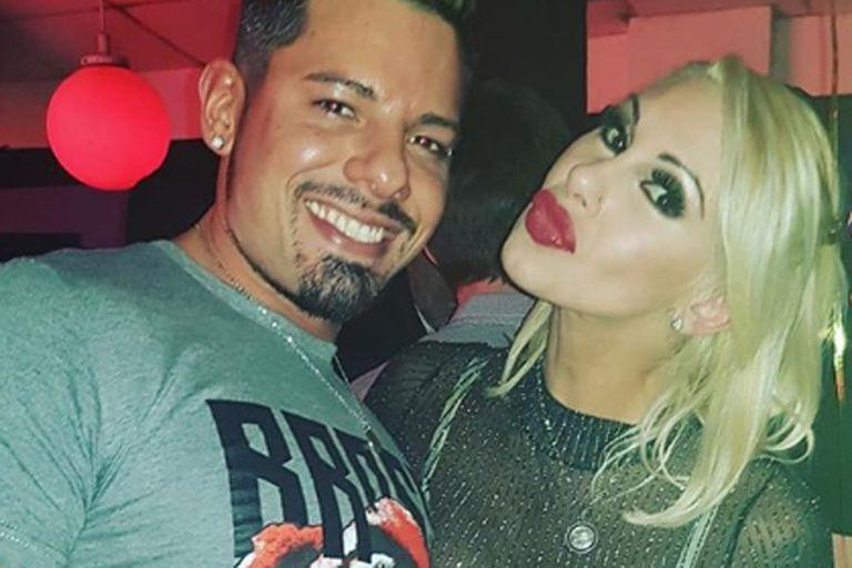 La vedette confirmó la crisis con su marido, el personal trainer Leandro Herrera