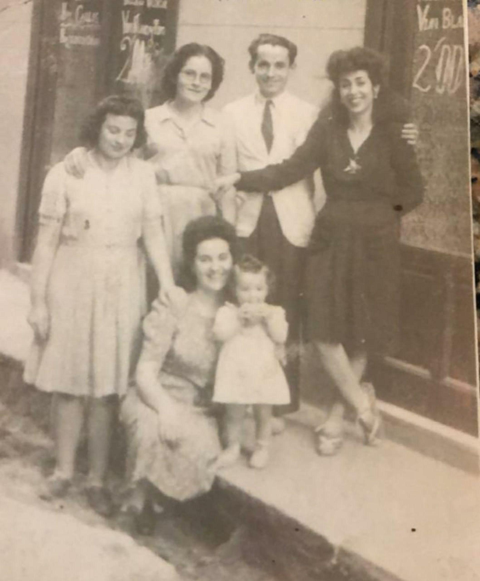 Domingo y sus hermanas
