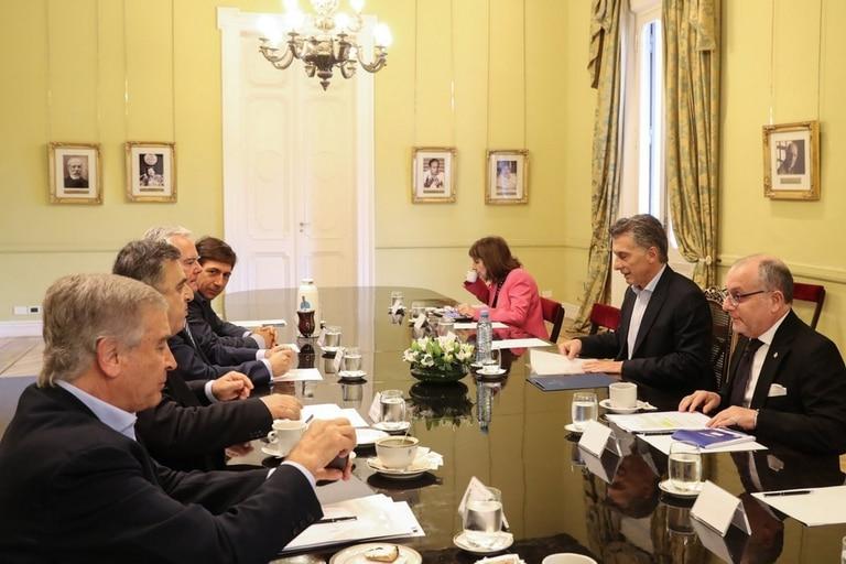 Faurie ofreció un informe sobre Brasil ante el gabinete