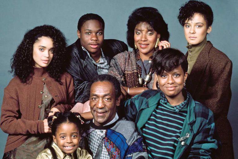 Los actores de The Bill Cosby Show