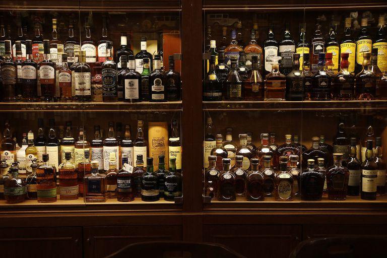 El Museo del Whisky tiene una de las ofertas más amplias