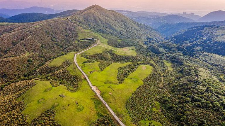 """El año pasado, el Parque Nacional Yangmingshan de Taiwán en las afueras de Taipei se convirtió en el primer """"Parque Urbano Silencioso"""" del mundo"""
