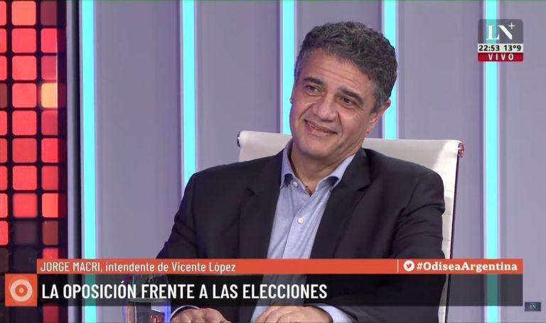 Jorge Macri habló sobre las candidaturas de Juntos por el Cambio