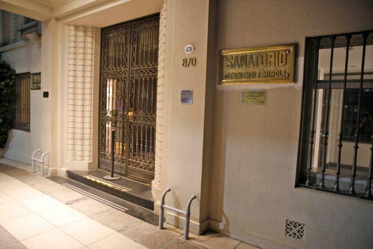 El segundo infectado con coronavirus en Argentina se encuentra internado en el sanatorio Otamendi