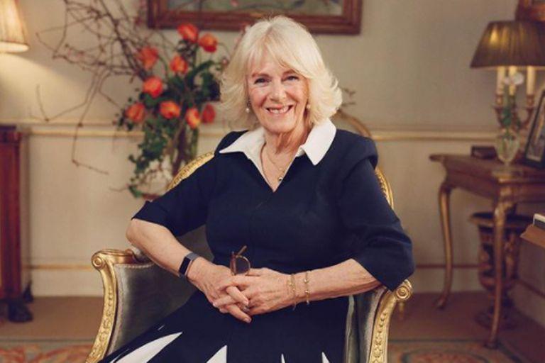 Camilla Parker Bowles consiguió formar parte de la familia real y cada cumpleaños comparten retratos oficiales en la cuenta de Instagram de la corona