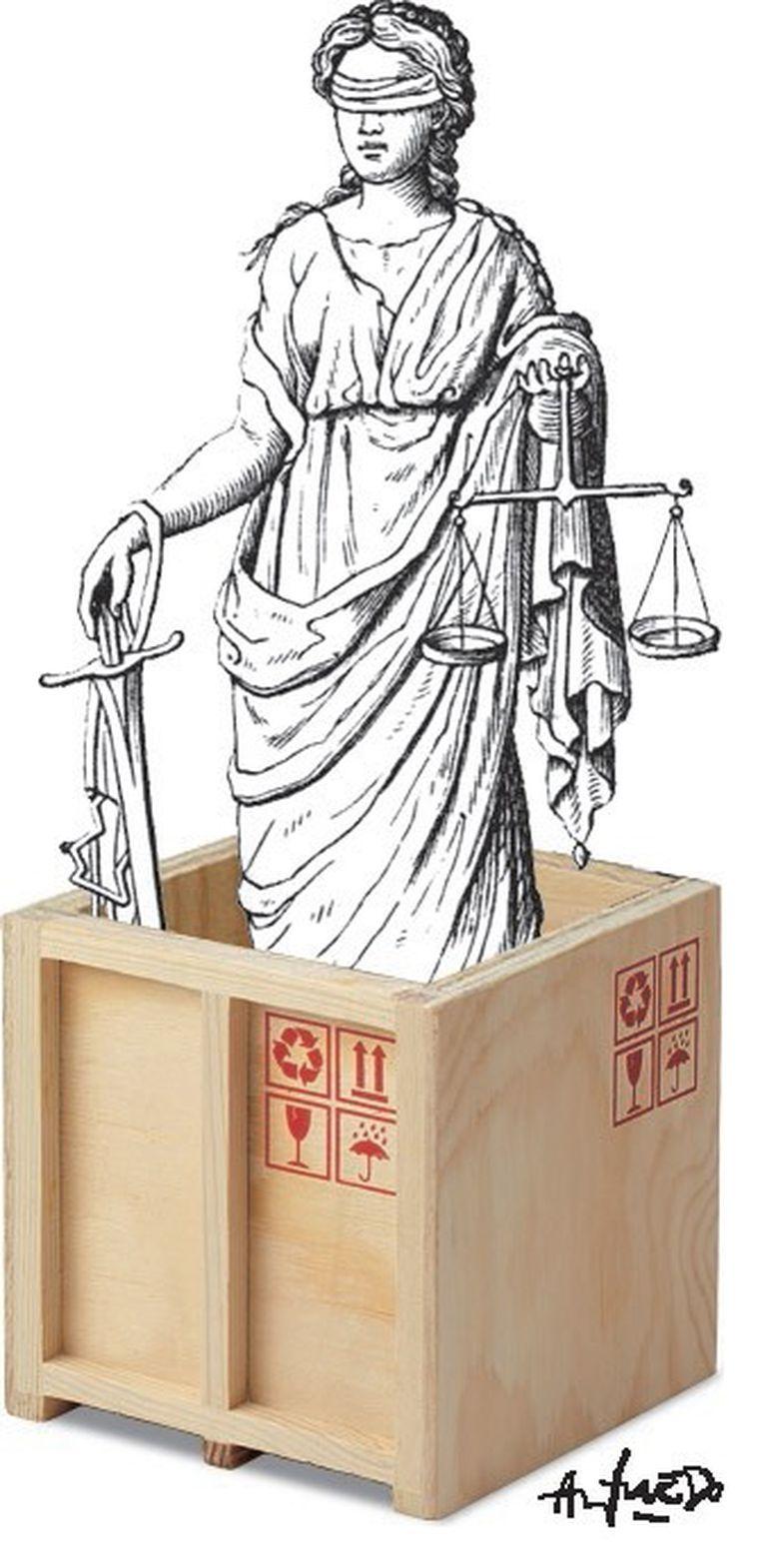 Recelos en la Justicia por el traspaso de juzgados a la órbita de la ciudad