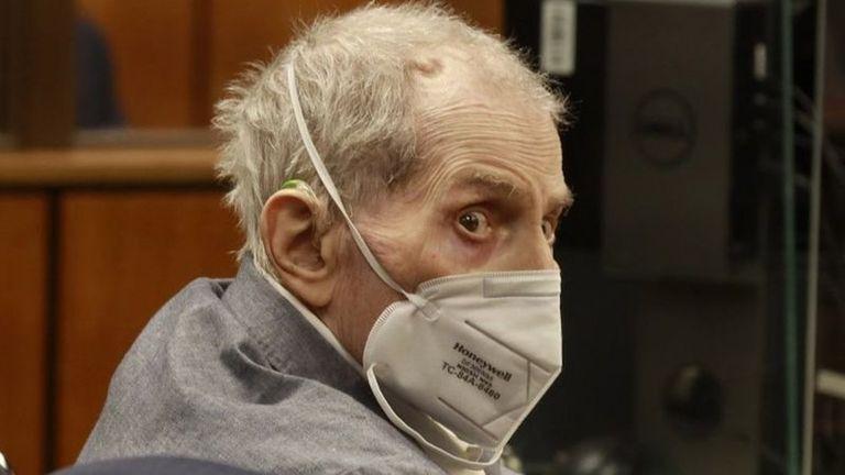 Declaran culpable al millonario Robert Durst por matar a su mejor amiga hace 21 años