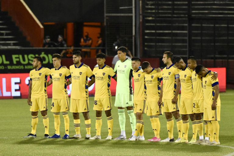 Boca ganó por primera vez en el año
