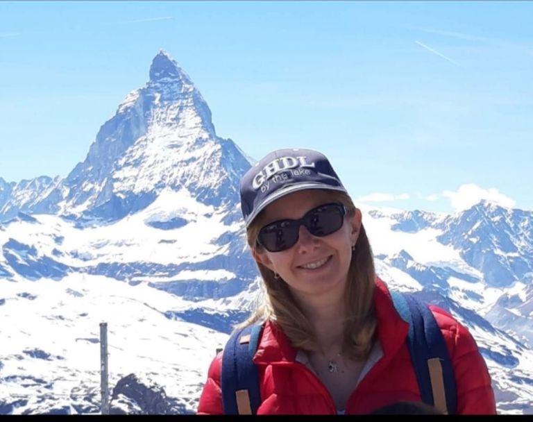 """Heidi Argenta: """"Comer en restaurantes en Suiza es carísimo y no lo vale"""""""