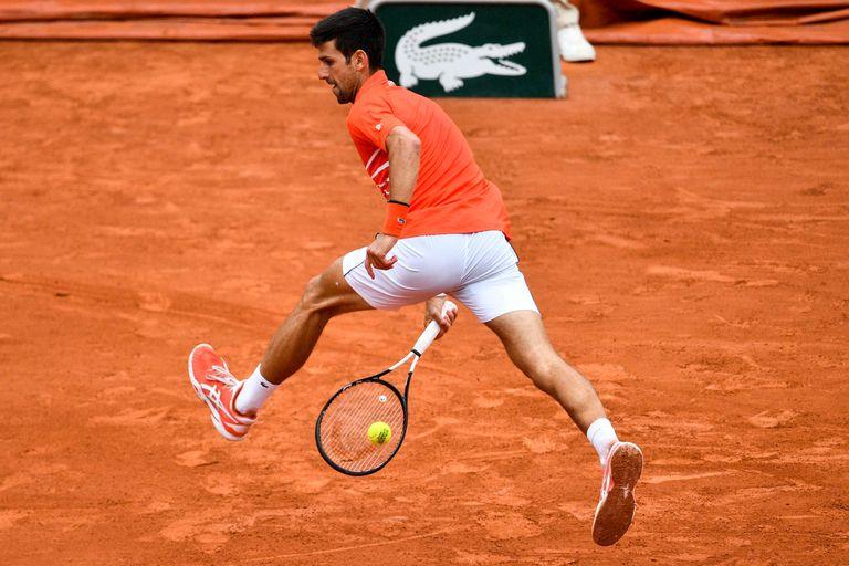 Djokovic hace historia: quebró un récord de Federer en el que no aparece Nadal