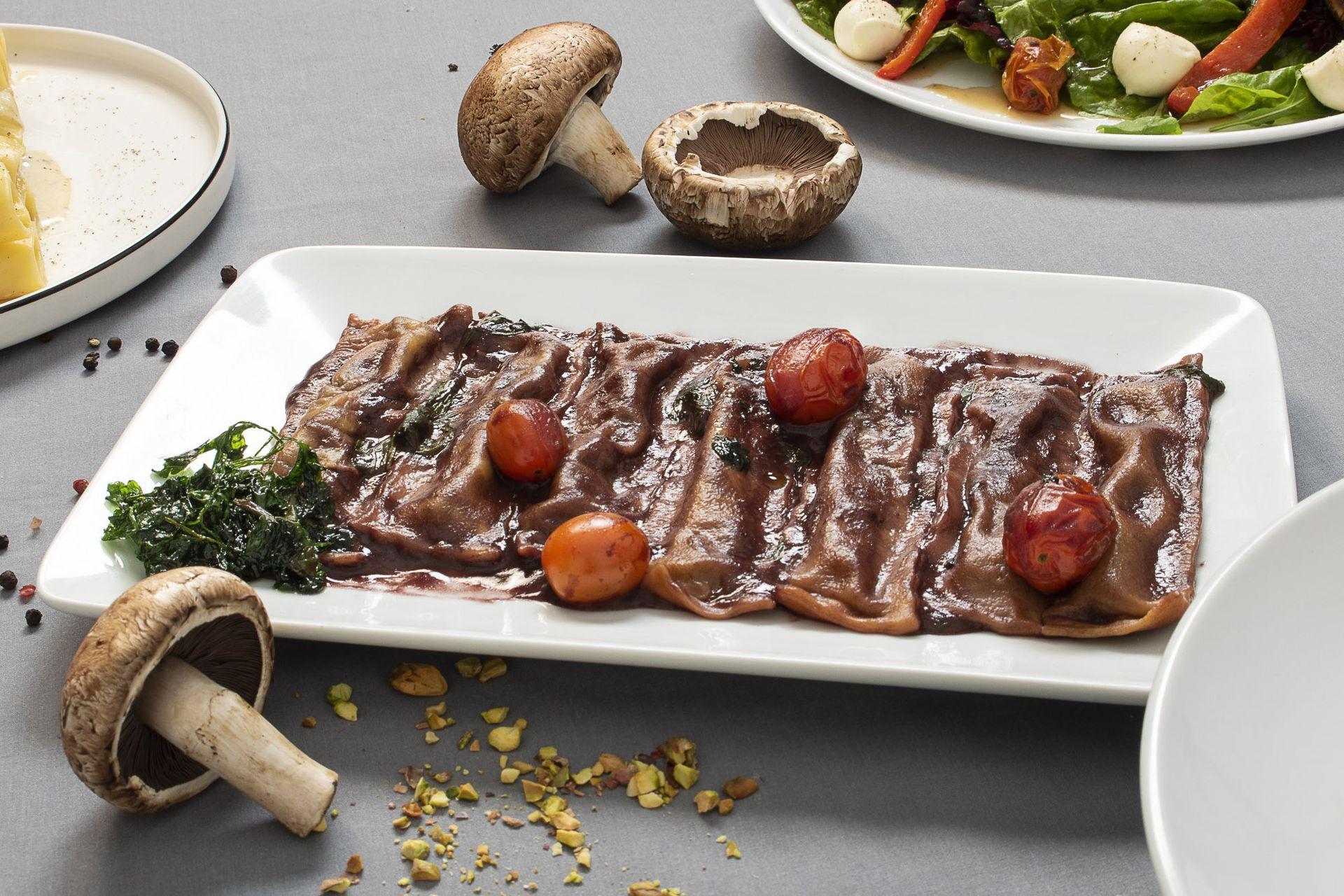 """""""Los ravioles de carne y portobello es el plato más pedido del restaurante"""", dice D´oro"""
