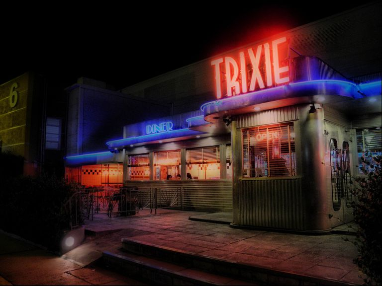 Si lo tuyo son los milkshakes, Trixie es el lugar
