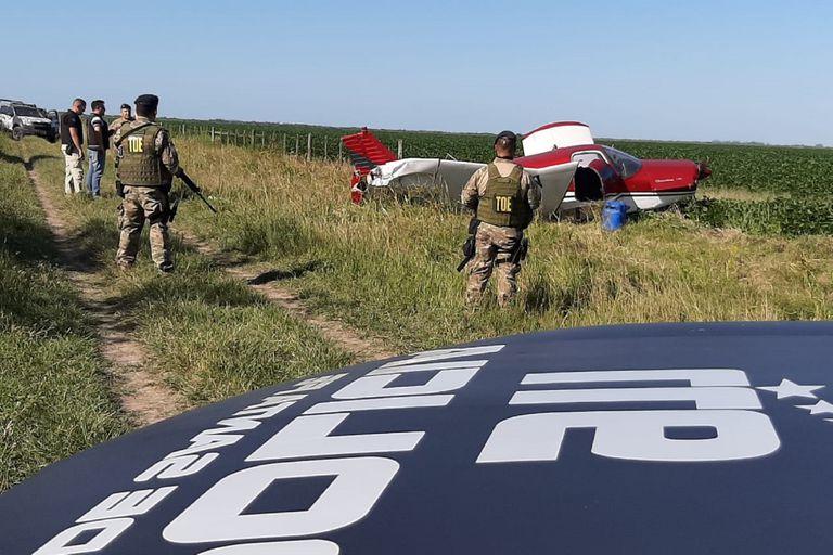 Un piloto de Lanús, un avión paraguayo y el misterio de la droga desaparecida