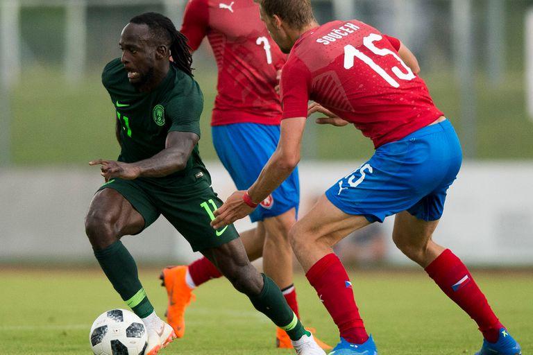 La selección de Nigeria volvió a perder en su preparación para el Mundial Rusia