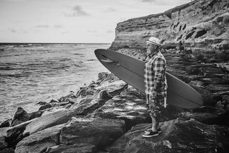 Cianciarulo: música más allá de los Cadillacs y el secreto de beber agua de mar