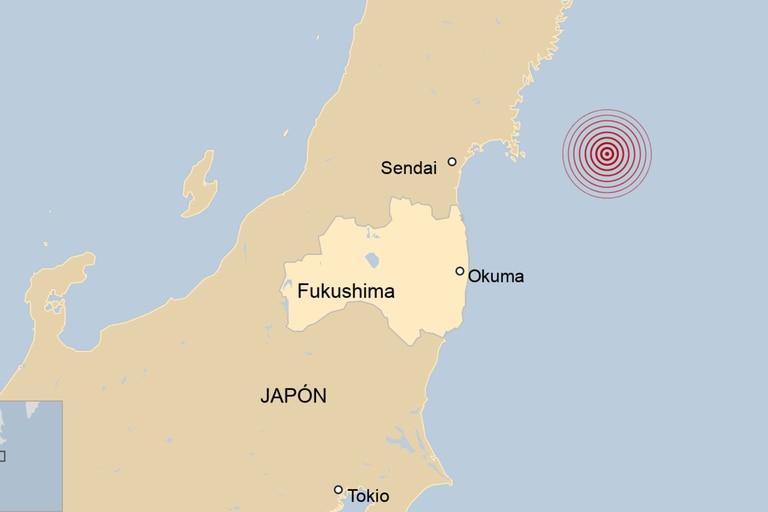 Hoy el gobierno de Japón mantiene una área de 360 km2 donde a las personas no se les permite regresar debido al riesgo que representa la radiación