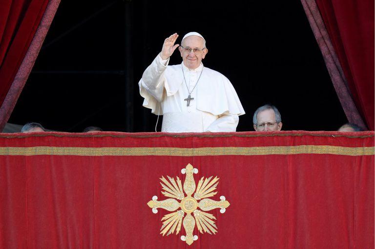En su mensaje navideño, el Papa pidió especialmente por Venezuela y Nicaragua
