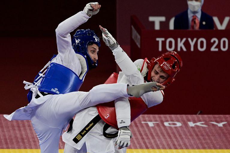 Sin medalla: a Guzmán se le escapó la posibilidad de ganar el bronce