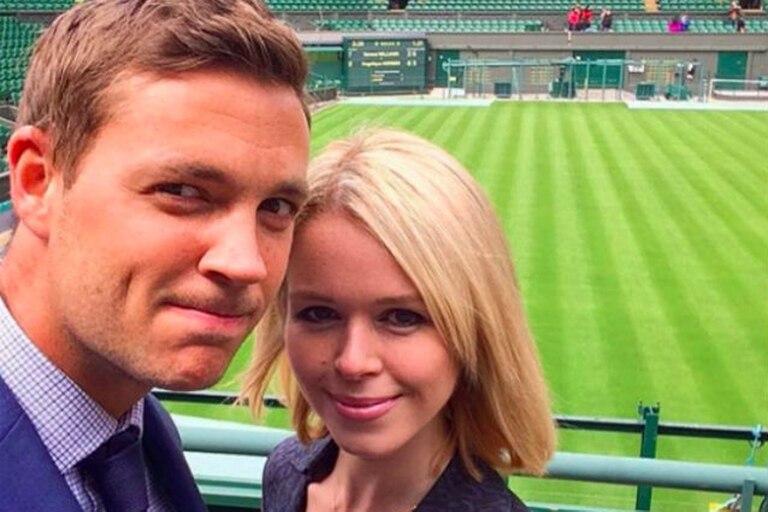 Marcus se casó con Jenny en noviembre de su inolvidable 2016 (gentilez revista Hello)