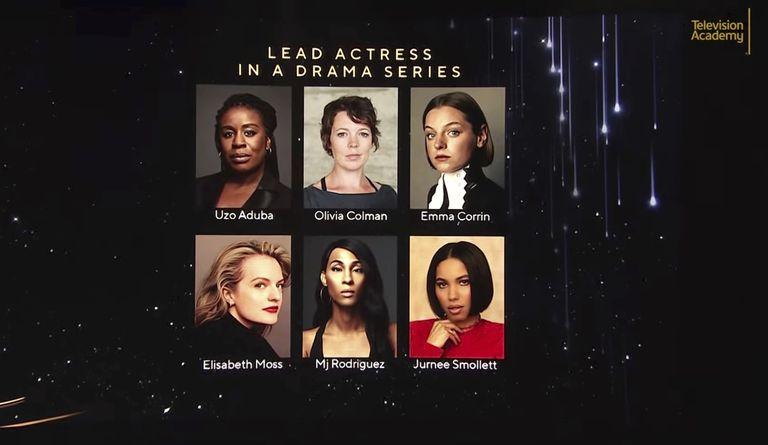 Las mejores actrices dramáticas