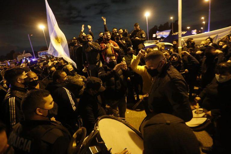 En La Matanza se concentró la mayor cantidad de policías