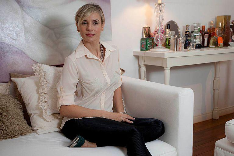 La actriz, después de matar en la ficción a Vicuña, se irá por dos semanas de Farsantes