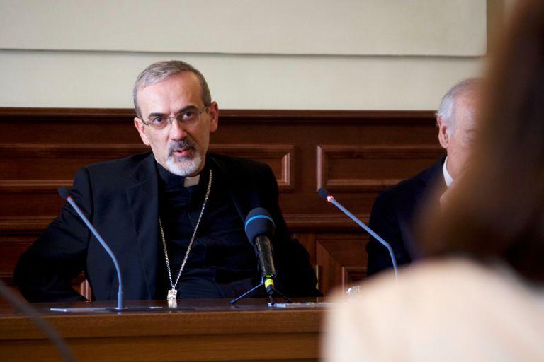 """Patriarca de Jerusalén: """"la situación es peor que en la Segunda Intifada"""""""