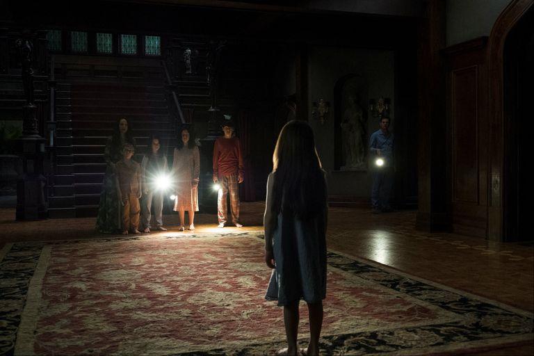 La maldición de Hill House: superlativa revisión de un clásico de terror