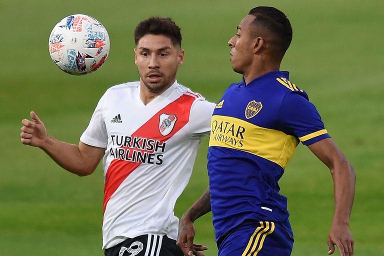 Sebastián Villa pegó el portazo en Boca a días de jugar con River por la Copa Argentina