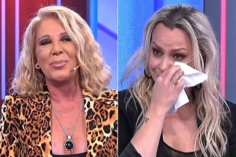 El recuerdo de Reina Reech que hizo llorar de emoción a Caramelito Carrizo