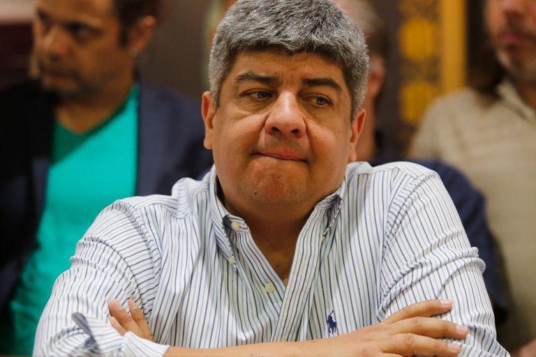 """Moyano, tras el bloqueo de Camioneros: """"¿A quién se comió Mercado Libre?"""""""