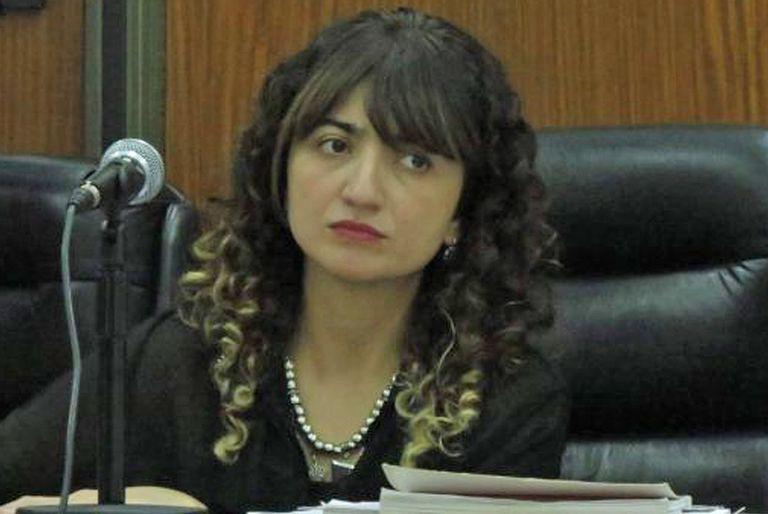 La jueza de audiencia de juicio de General Pico, María José Gianinetto,