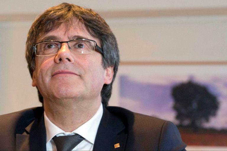 Cataluña: primer paso para la extradición de Puigdemont