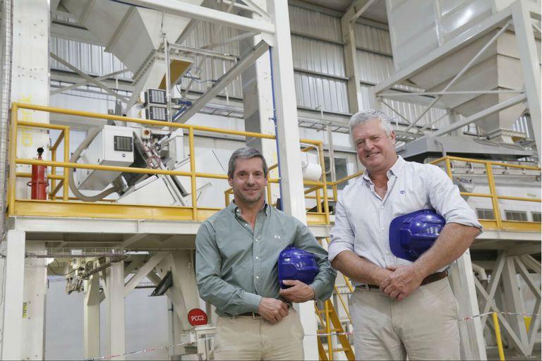 Invierten US$7,5 millones en una planta de procesamiento de granos para exportar