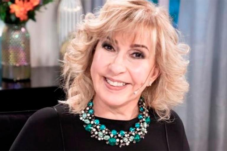 Georgina Barbarossa recordó su paso por La comedia favorita
