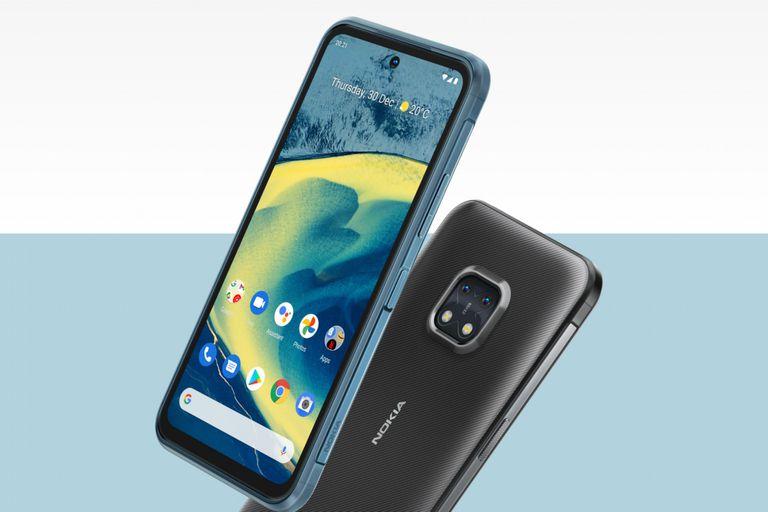 XR20: este es el teléfono de Nokia resistente a caídas de hasta 1,8 metros